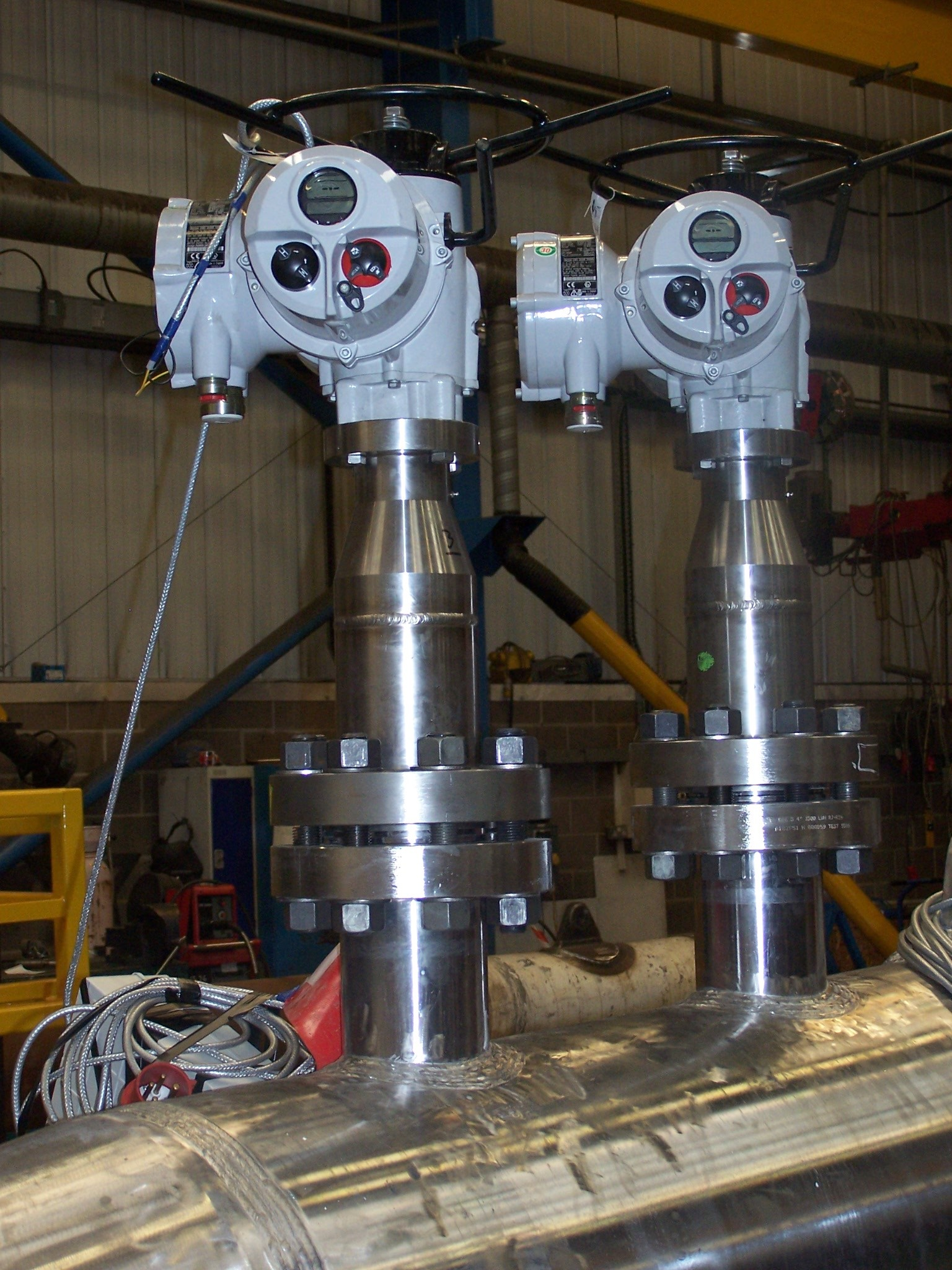 Flow & Motion Control Products – Severe Service   CIRCOR
